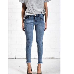 One Teaspoon Yardbirds Skinny Jeans!!